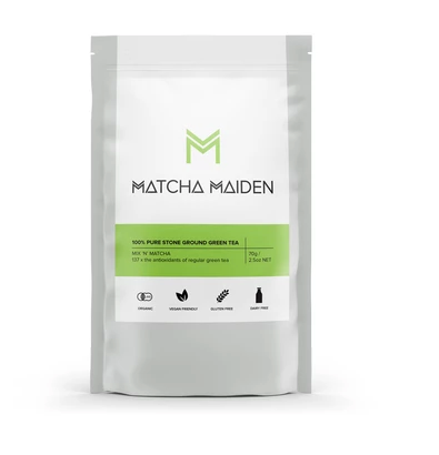 Matcha Green Tea Powder 70g by Matcha Maiden