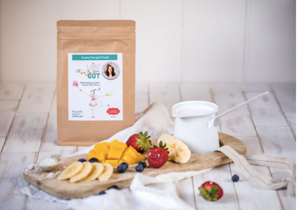 Love Your Gut Powder Diatomaceous Earth 250g by Supercharged Your Gut