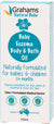 GRAHAMS NATURAL Baby Eczema Body & Bath Oil 100ml - Luna and Beau