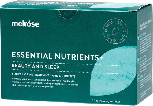 MELROSE Essential Nutrients Beauty 30x4g - Luna and Beau