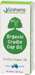 GRAHAMS NATURAL Organic Cradle Cap Oil 50ml - Luna and Beau
