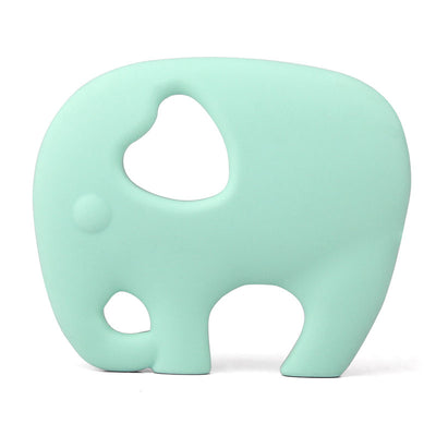 Elephant Teether by Little Woods - Luna and Beau