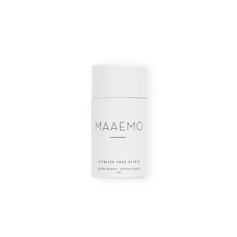 MAAEMO Vitalize Face Elixir 30ml - Luna and Beau
