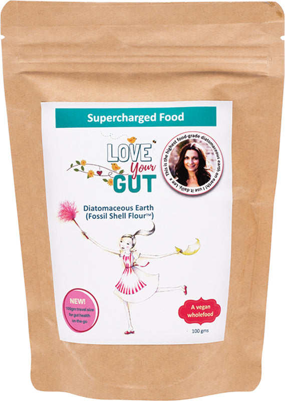 SUPERCHARGED FOOD Love Your Gut 100g - Luna and Beau