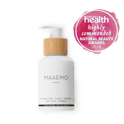 MAAEMO Hydrating Face Cream - Luna and Beau