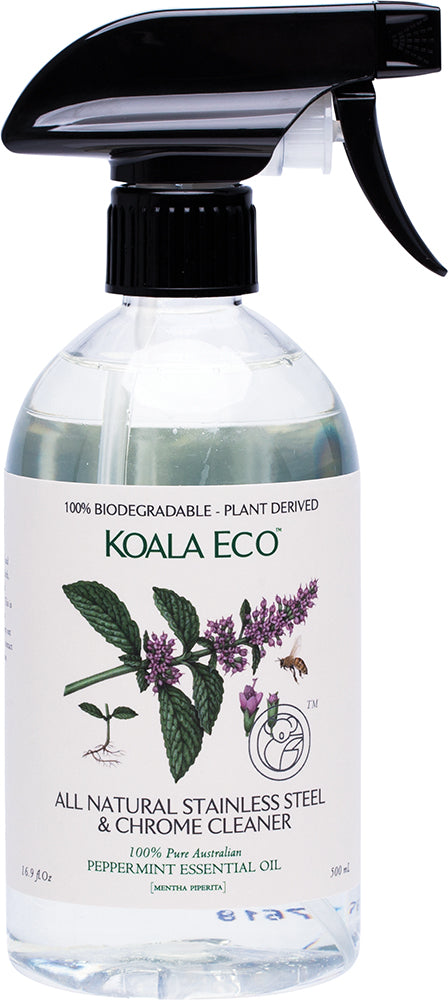 KOALA ECO Stainless Steel Cleaner 500ml - Luna and Beau