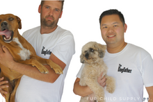 Load image into Gallery viewer, The Dogfather organic cotton t-shirts