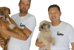 The Dogfather organic cotton t-shirts