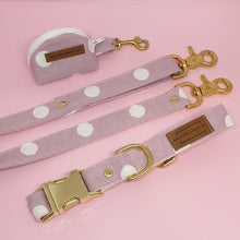 Load image into Gallery viewer, Geneva Adjustable Collar - Pink spot