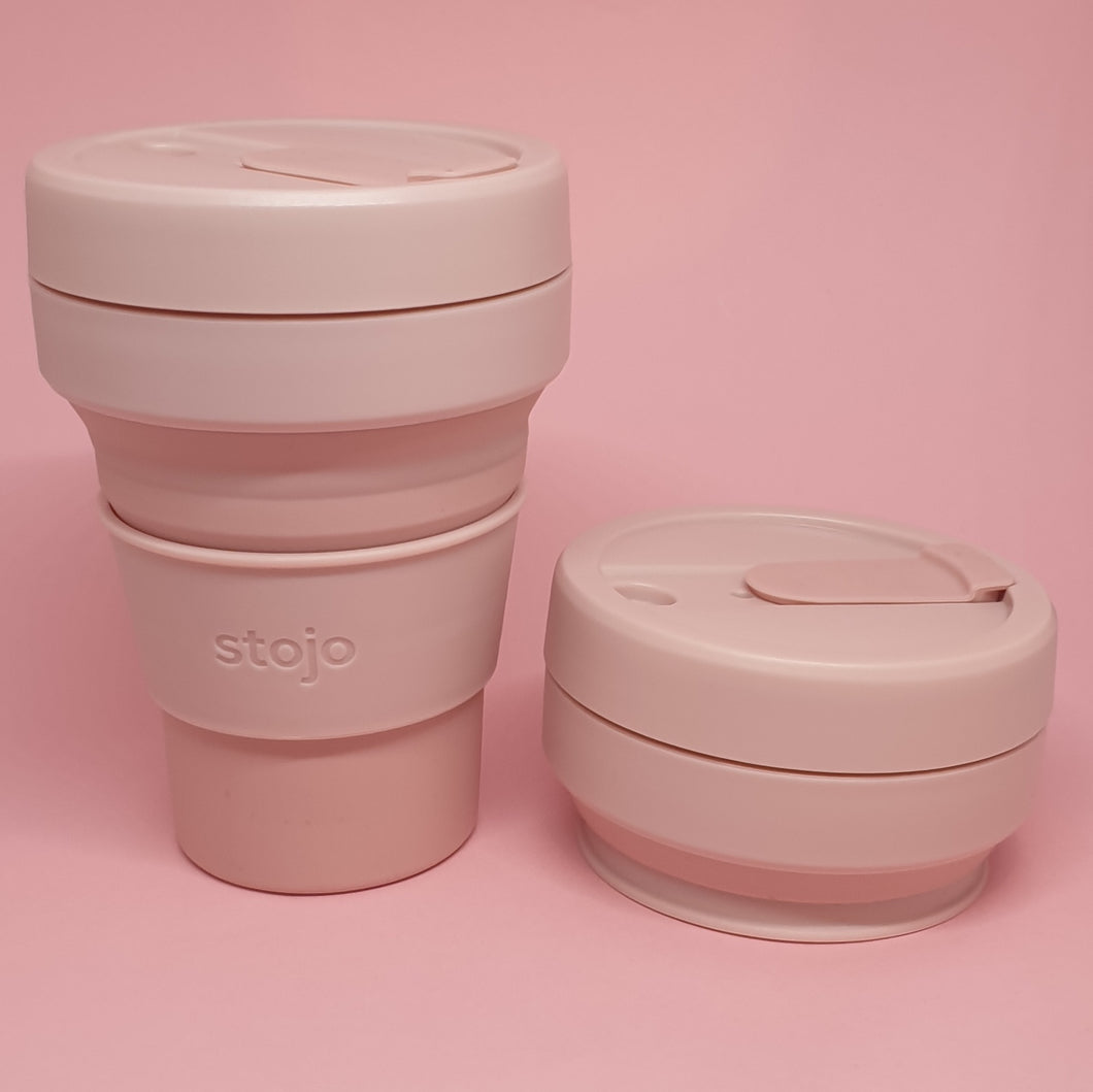 Stojo Collapsable Reusable Coffee Cup: 3 colours
