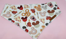 Load image into Gallery viewer, Disney fun food Bandana - cotton