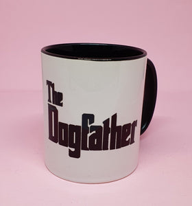 The Dogfather Ceramic Mug