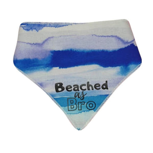 Beached As Bro Bandana - cotton