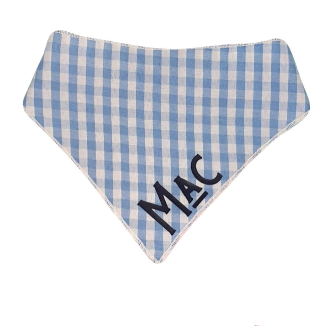 Custom Name Bandanas - Gingham