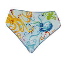 Load image into Gallery viewer, Octopus Bandana - cotton