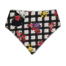 Load image into Gallery viewer, Flower Girl Bandana - cotton