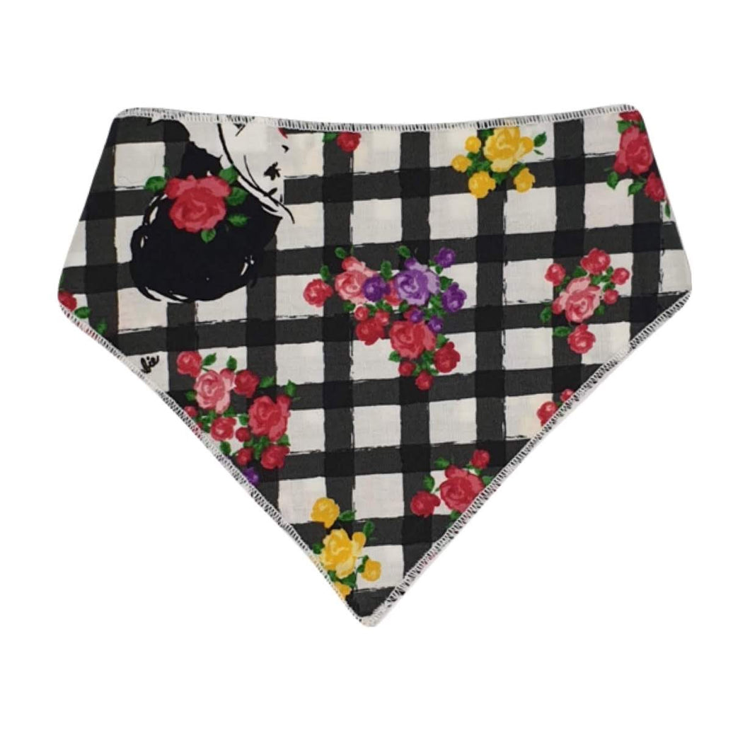 Flower Girl Bandana - cotton