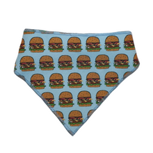 Load image into Gallery viewer, Burger Bandanas - Canvas