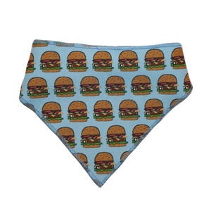Burger Bandanas - Canvas