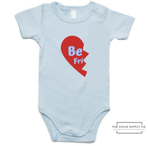 Best Friends Matching sets - babies/toddler and dogs