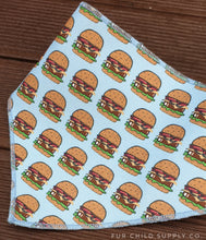 Load image into Gallery viewer, Burger bandanas