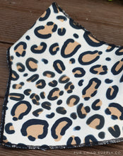 Load image into Gallery viewer, Leopard dog bandana