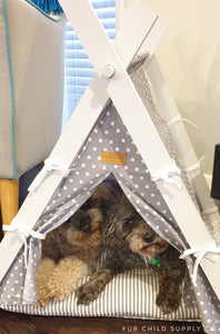 Luxury dog tents