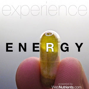 NOONRG - All-Day Energy, Clarity and Motivation (5 capsules)