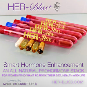 HER-BLISS+ | Female Hormone Optimization, Balance and Management