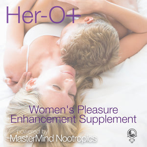 HER-O+ - Women's Pleasure Enhancement Supplement (4 doses)