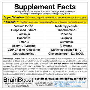 IQPotion+ w/ Restoramones - Drink Mix and Capsules  for Hormone Optimization and Brain Boosting