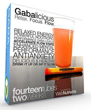 Load image into Gallery viewer, GABAlicious - GABA-Enhancing Drink For Relaxed Energy and Clear Mind.