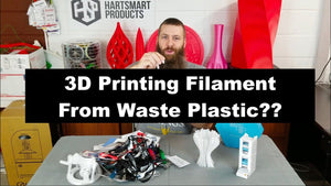 Reflow Recycled PETG Filament Review!