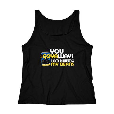 #Goyaway Women's Relaxed Jersey Tank Top