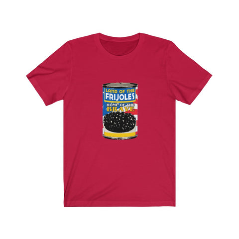 Land of the Frijoles Unisex Jersey Tee