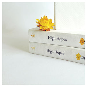 HIGH HOPES - BOOK