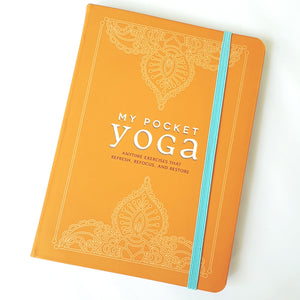 MY POCKET YOGA - BOOK