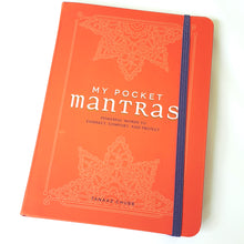 Load image into Gallery viewer, MY POCKET MANTRAS - BOOK