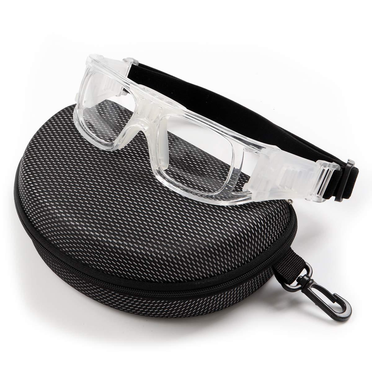 60% OFF-Sports Protective Eyewear Goggles Eye Safety Glasses