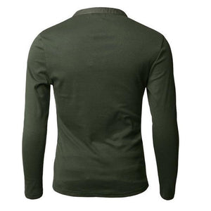 55% OFF-Tactical Long Sleeve Men's Shirt