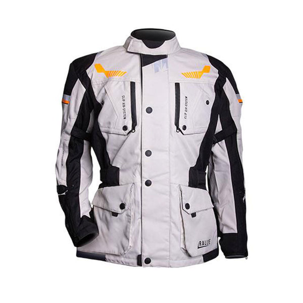 House Of Motorcycles Tasmania MOTO DRY - RALLYE ADVENTURE JACKET - Front