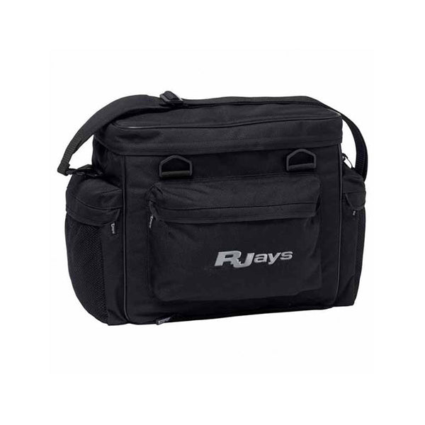 House of Mototrcycles Tasmania - rjays city rack bag