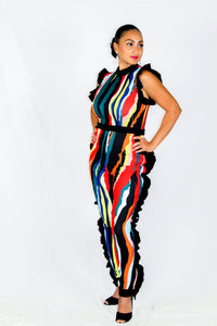 """Colors"" Jumpsuit"