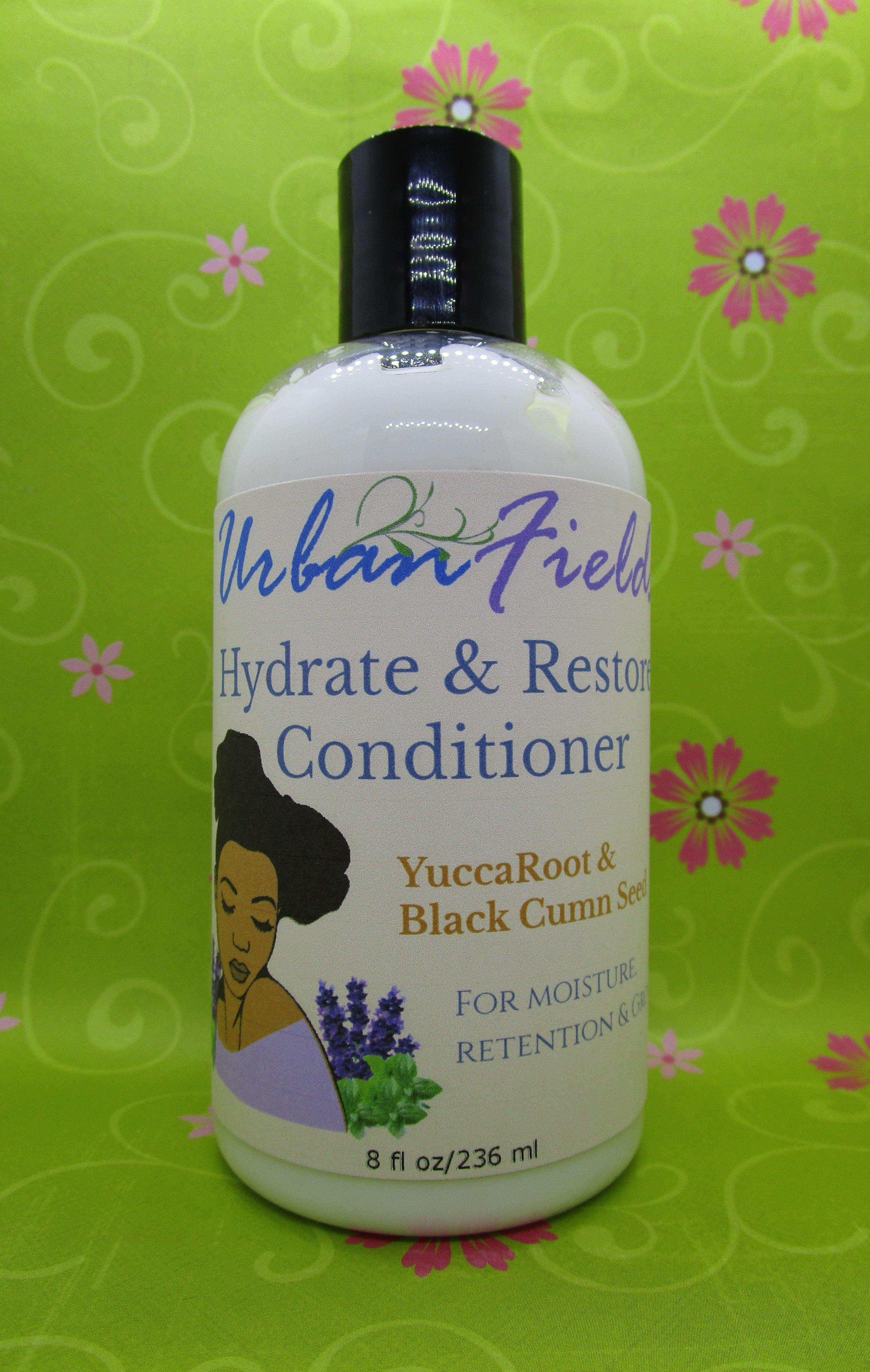 CLEANSE & REPAIR  - YUCCA ROOT & BLACK CUMIN SEED CONDITIONER