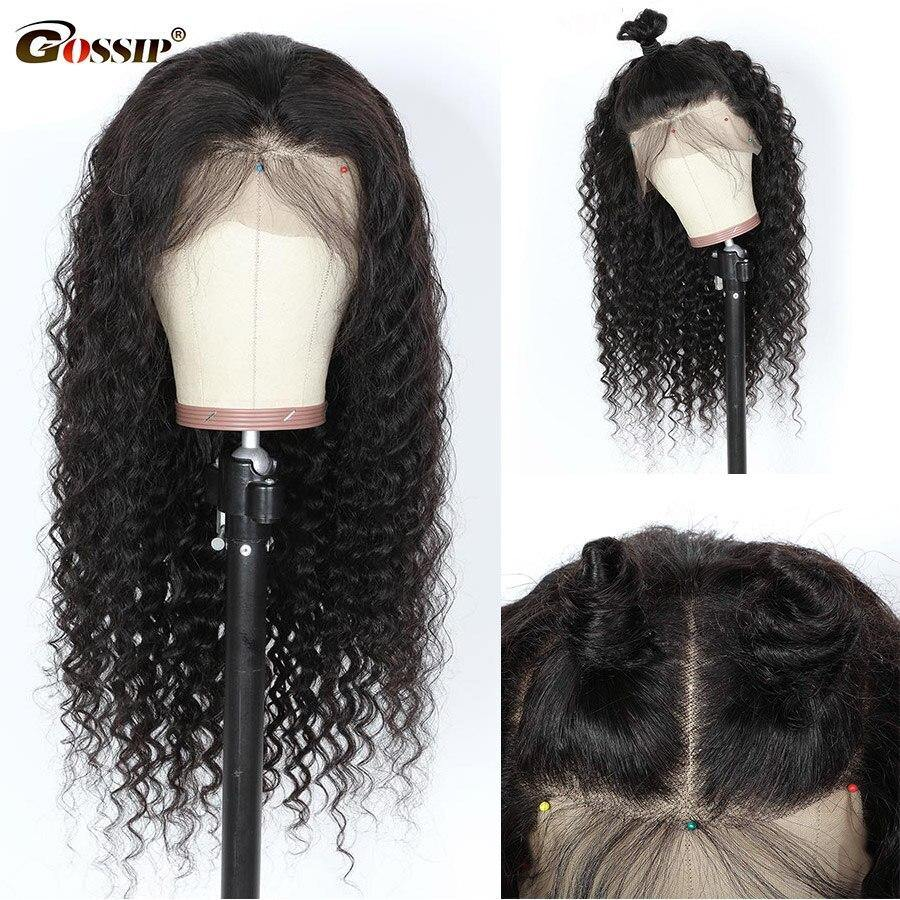 Gossip Deep Wave Lace Front Wig