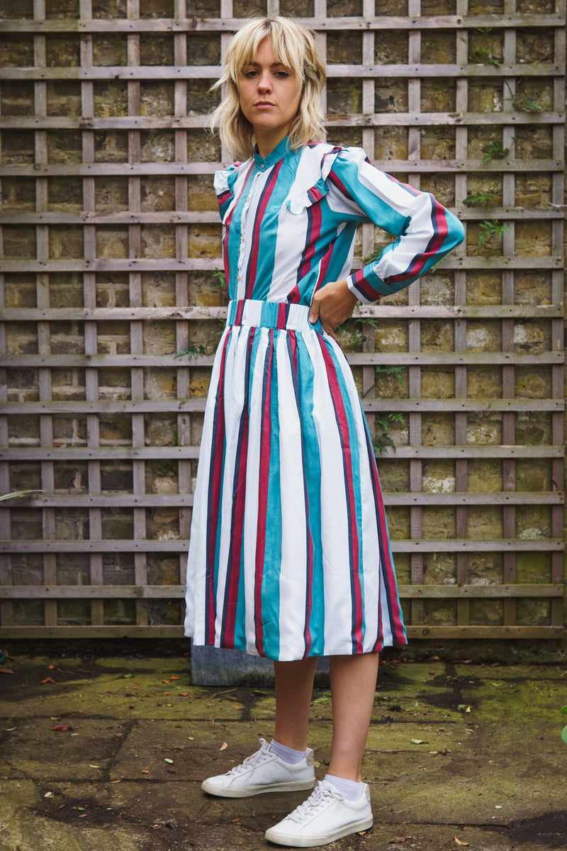Gillian June Tencel Skirt and Shirt
