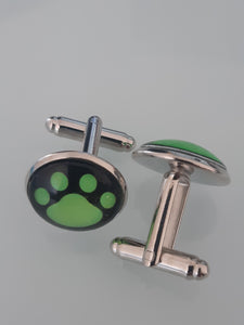 Animal Paw Cufflinks - Crazy Cuffs