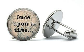 Once upon a time Cufflinks - Crazy Cuffs