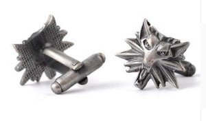 Wolf Head Cufflinks - Crazy Cuffs