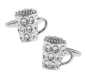 Beer Lovers Cufflinks - Crazy Cuffs